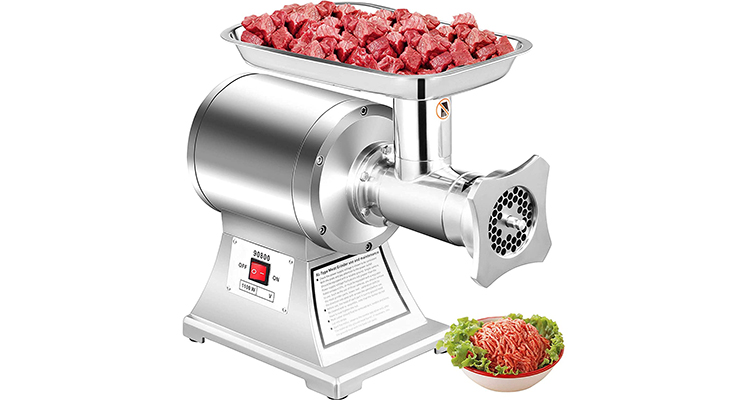 Happybuy Electric Commercial Meat Grinder