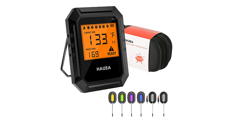 HAUEA Bluetooth Meat Thermometer