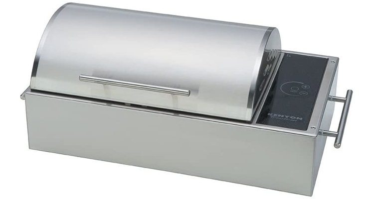 Kenyon Floridian All Seasons Portable Stainless Steel Electric Grill