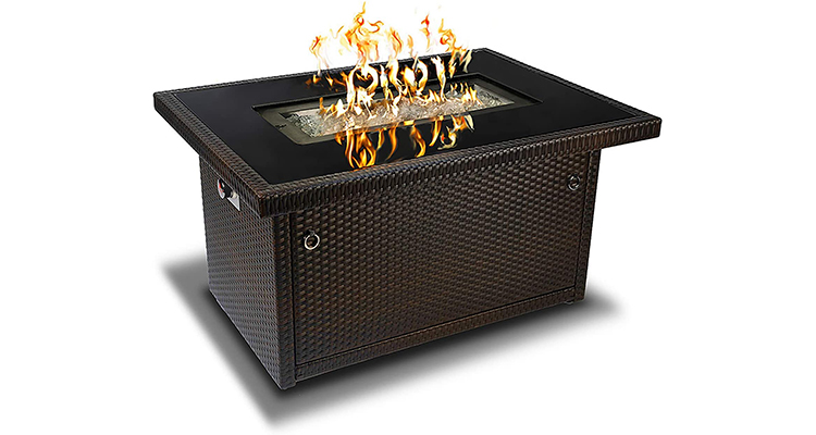 Outland Living 401 Series 44-Inch Propane Fire Table