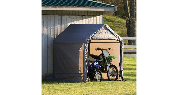 ShelterLogic 6' x 6' Shed-in-a-Box