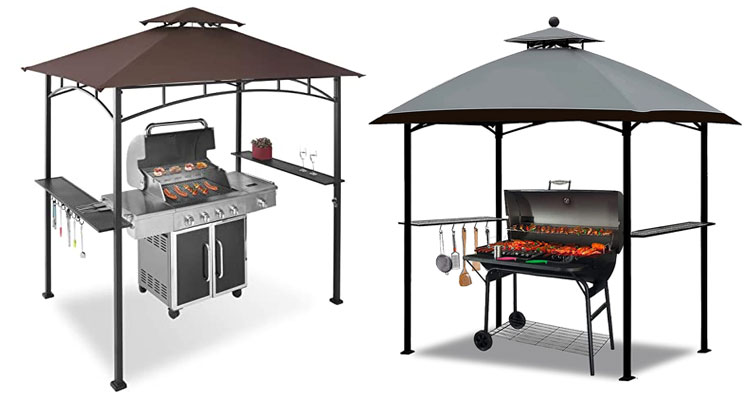 The 9 Best BBQ Grill Gazebos for 2021
