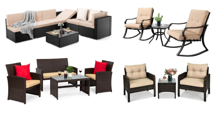 The 15 Best Outdoor Patio Furniture Sets for 2021
