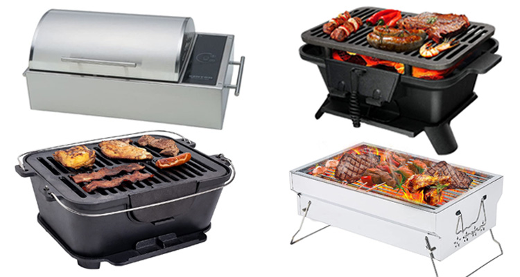 The 10 Best Hibachi Grills for 2021