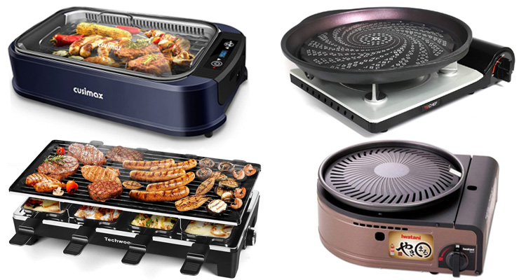 The 10 Best Korean BBQ Grills for 2021