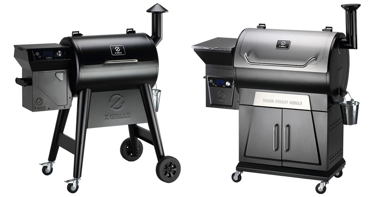 7 Best Z Grills Wood Pellet Grill Reviews for 2021